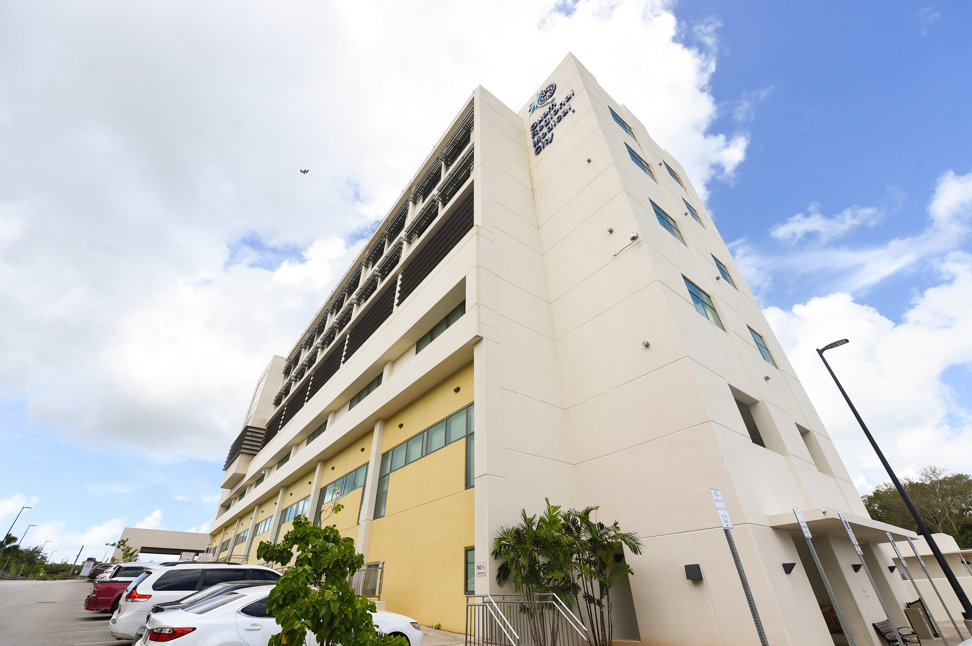 Guam Regional Medical Metropolis: No vaccinations at the moment