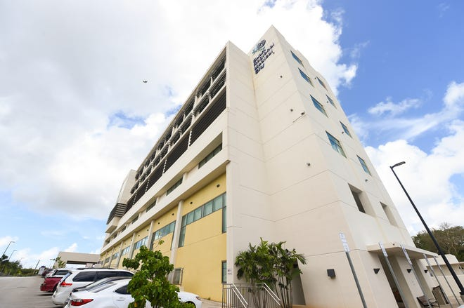 The Guam Regional Medical City facility in Dededo on June 24, 2019.