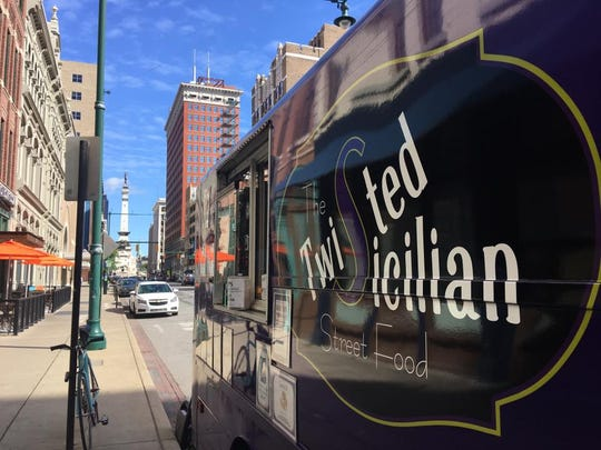 The Twisted Sicilian food truck becomes a brick-and-mortar restaurant maybe as soon as August 2019, owners Chea and Robert Carmack said.