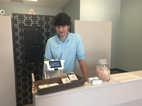 Your CBD Store Flowood Sales Associate, Josh Berry