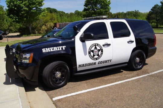 The Madison County Sheriff's Department inspected the Madison County Circuit Courthouse on June 24, 2019, after a bomb threat had been declared.