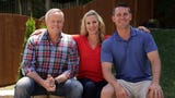 """Knoxville couple Sarah and Jason Gulley talk about their experience with """"Today's Homeowner,"""" a TV show that renovated their backyard."""