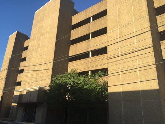 The Buchanan Street parking garage could be utilized or replaced to add parking for residents if the old federal courthouse property is redeveloped in downtown Lafayette.