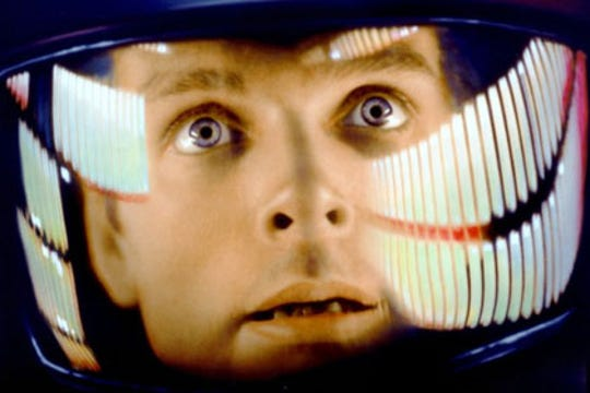 "Prepare to get spaced out as the Memphis Pink Palace Museum hosts ""2001: A Space Odyssey"" in its CTI Giant Theater each Friday in July."