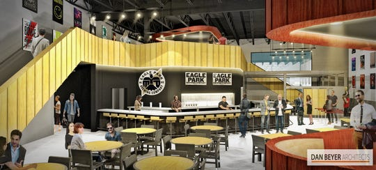 Eagle Park Brewing will open a new brewery, restaurant and distillery in Muskego this spring.