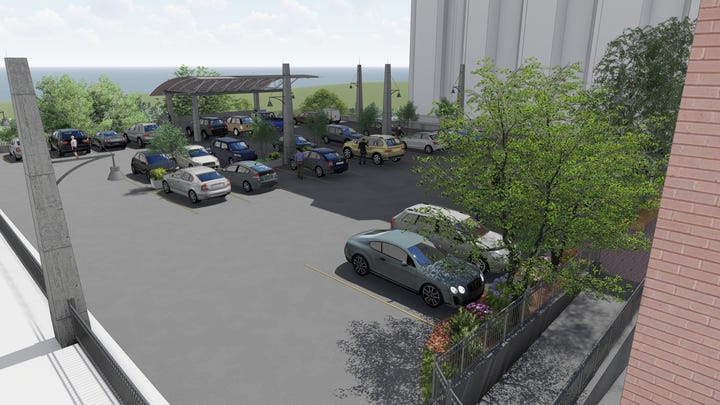 Wisconsin Conservatory of Music to build parking deck that can double as DNC 2020 event space