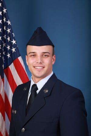 U.S. Air Force Airman Brayton C. Helderbrand