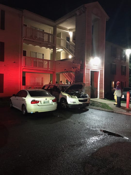 Murfreesboro Fire Rescue Department is asking for the public's help because they believe a car was intentionally set on fire.