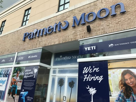 Palmetto Moon, a Southern lifestyle store, is headed to The Avenue.
