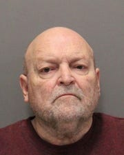 John Arthur Getreu of Hayward, California, is charged with the 1973 and 1974 strangulation murders of Leslie Marie Perlov and Janet Ann Taylor on Stanford University land.  Photo courtesy Santa Clara County Sheriff's Office.