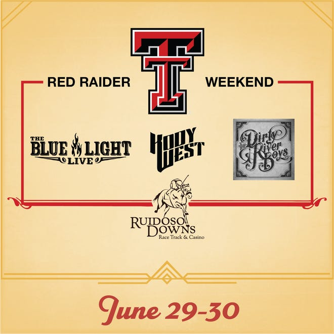 Texas Tech University Red Raider Weekend.