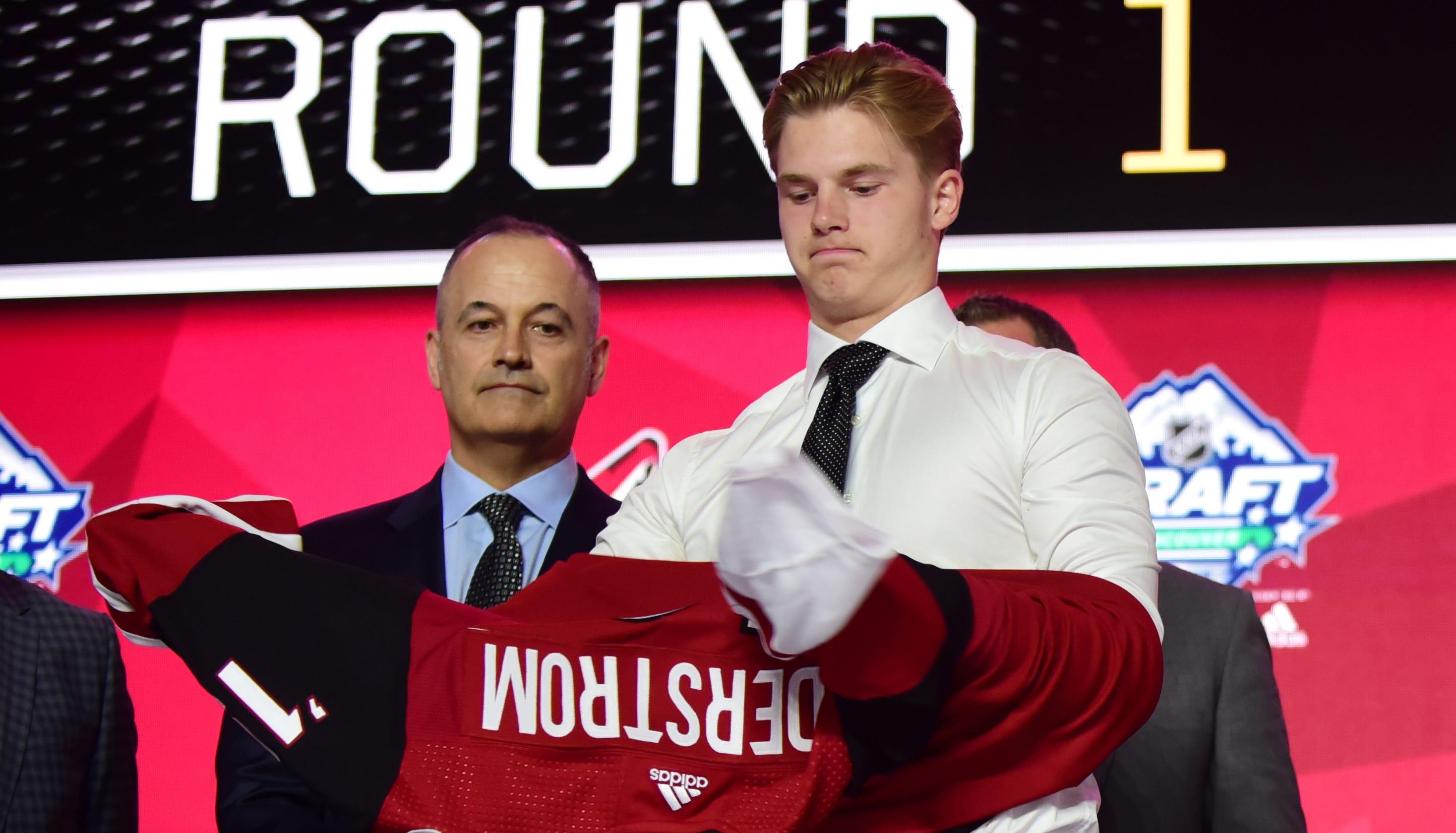 NHL draft grades: Arizona Coyotes' 2019 NHL draft class earns praise