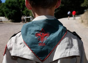 About 70% of Boy Scout troops in Arizona are chartered by the church, while in the northern Arizona district the percentage is higher, according to officials.