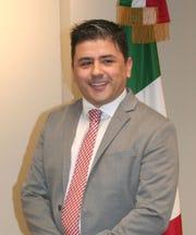 Jorge Mendoza Yescas Cónsul General de México en Phoenix.