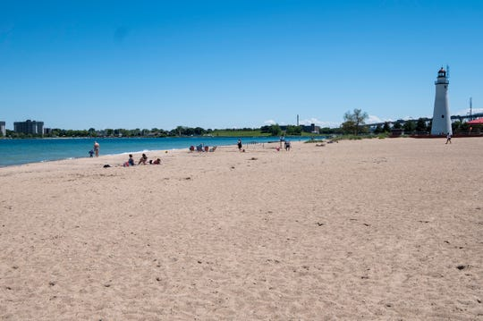 Lighthouse Beach. Port Huron was recently named on WalletHub's list of Best Beach Towns to Live In.