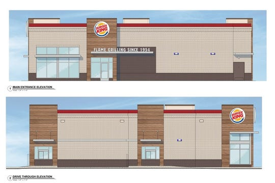GPS Hospitality, LLC is leading the new Burger King construction project that is to be considered for approval by the Town Council Monday.