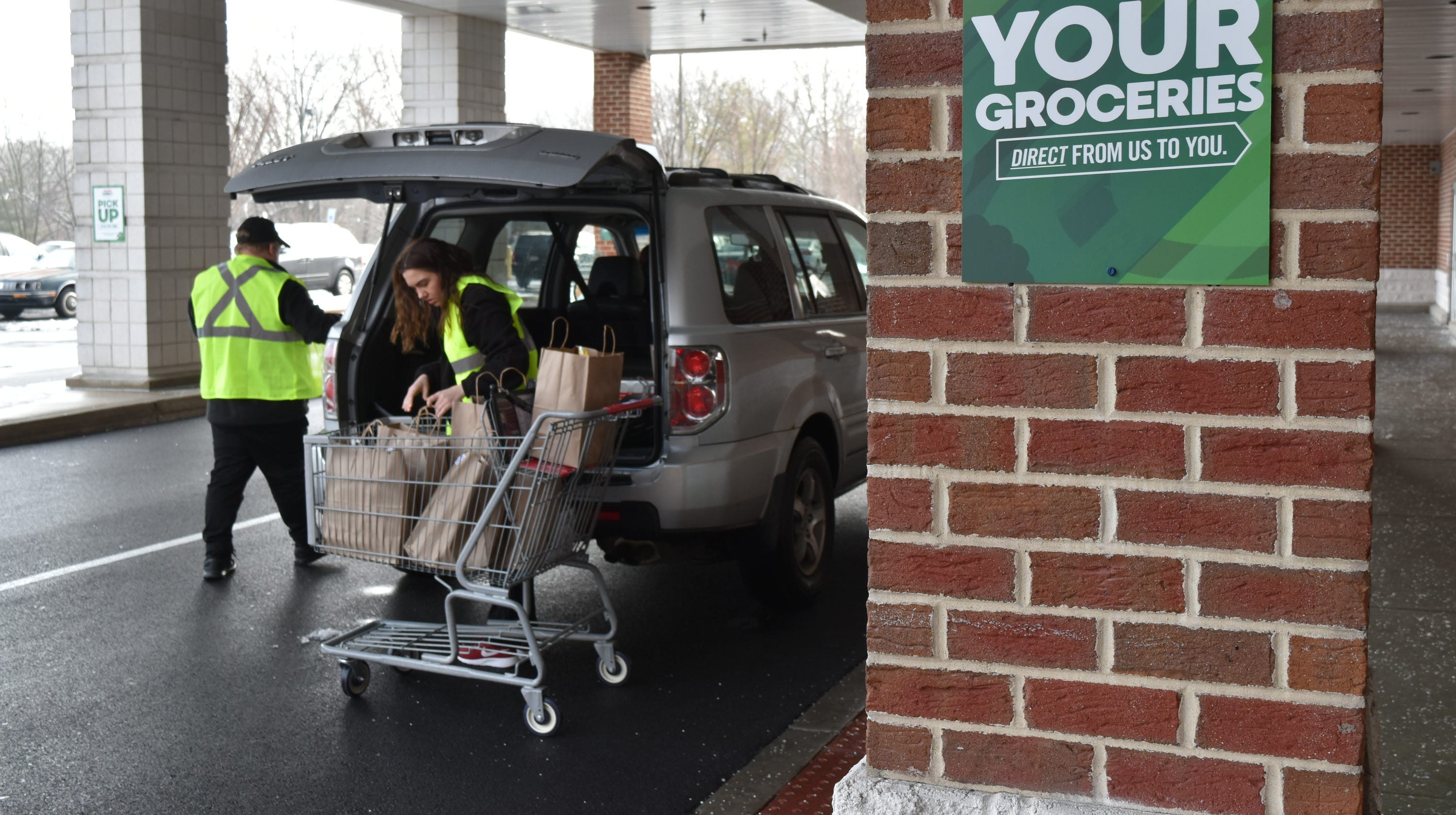 Grocery pickup and delivery near you in Central Pa : How