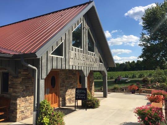 Lakewood Vineyards is on Seneca Lake near Watkins Glen.