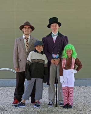 "The tale of little Charlie Bucket and his magical bid to become head of a chocolate factory comes to life in Axiom Repertory's children's theater production of ""Willy Wonka Jr."" The musical opens at 7 p.m. Friday at the Cascade Theatre."