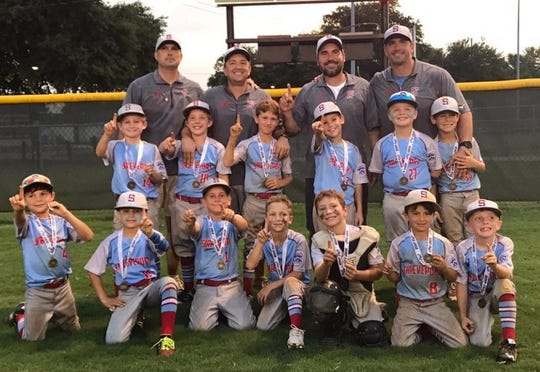 The Shreveport Little League team won the 2019 state title in 7-8 year old coach pitch. Players include Brant Restovich, Charlie Hart, Asher Walsworth, William Cox, Ryder Young, Christian Vinet, Jack Pou, Cord Hendrix, Jack James, Jake Raines, Colin Irion, Mark Mijalis and Liam Duncan. Coaches are Chris Cox , Brock Restovich,  Alexander Mijalis and Travis Hart.