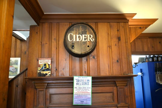 Blue Toad Hard Cider recently opened a taproom in the old Metalcrafters showroom in Waynesboro. It is located in front of Basic City Beer Company and offers traditional hard cider on the less sweet side.