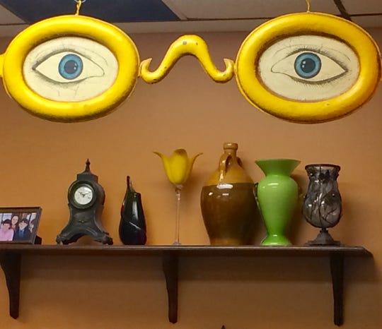 Hopkins Eatery has a homey feel and kitschy decor.
