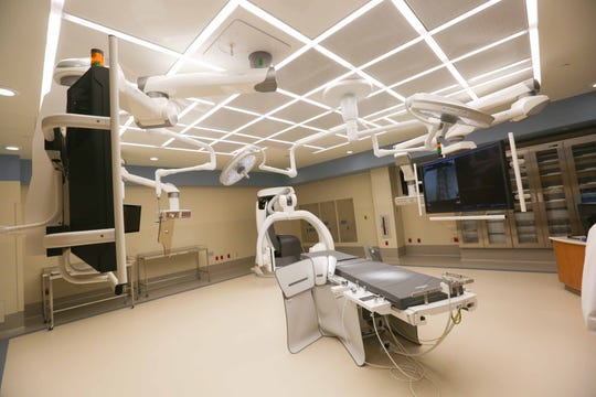 Christiana Hospital's Center for Heart and Vascular Health has added a hybrid operating room that will offer minimally invasive structural heart procedures that will help reduce complications, length of stay in hospital and patient recovery time. The operating rooms will combine all the traditional elements of an operating room with the advanced imaging capabilities of an interventional suite.