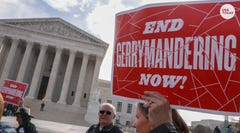 SCOTUS has declined to weigh in on gerrymandering in the past, but they didn't close the door on it, and it's a different Supreme Court now.
