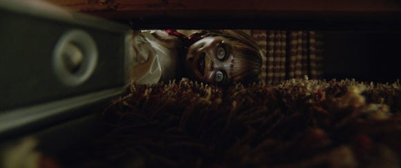 Annabelle Comes Home': Ranking 'The Conjuring' movies, worst