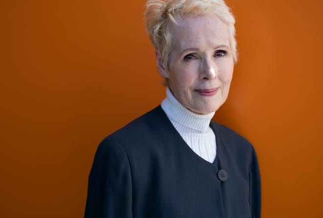 E. Jean Carroll says Donald Trump forced himself upon her in the 1990s. Trump denies the accusation.