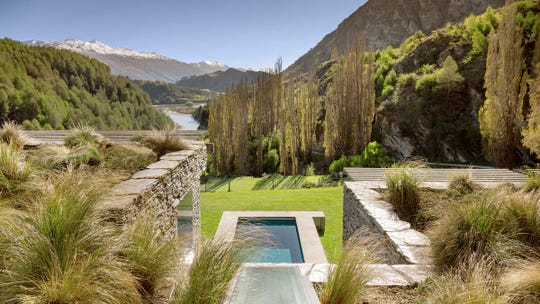 Kohara Lodge in New Zealand on Airbnb Luxe