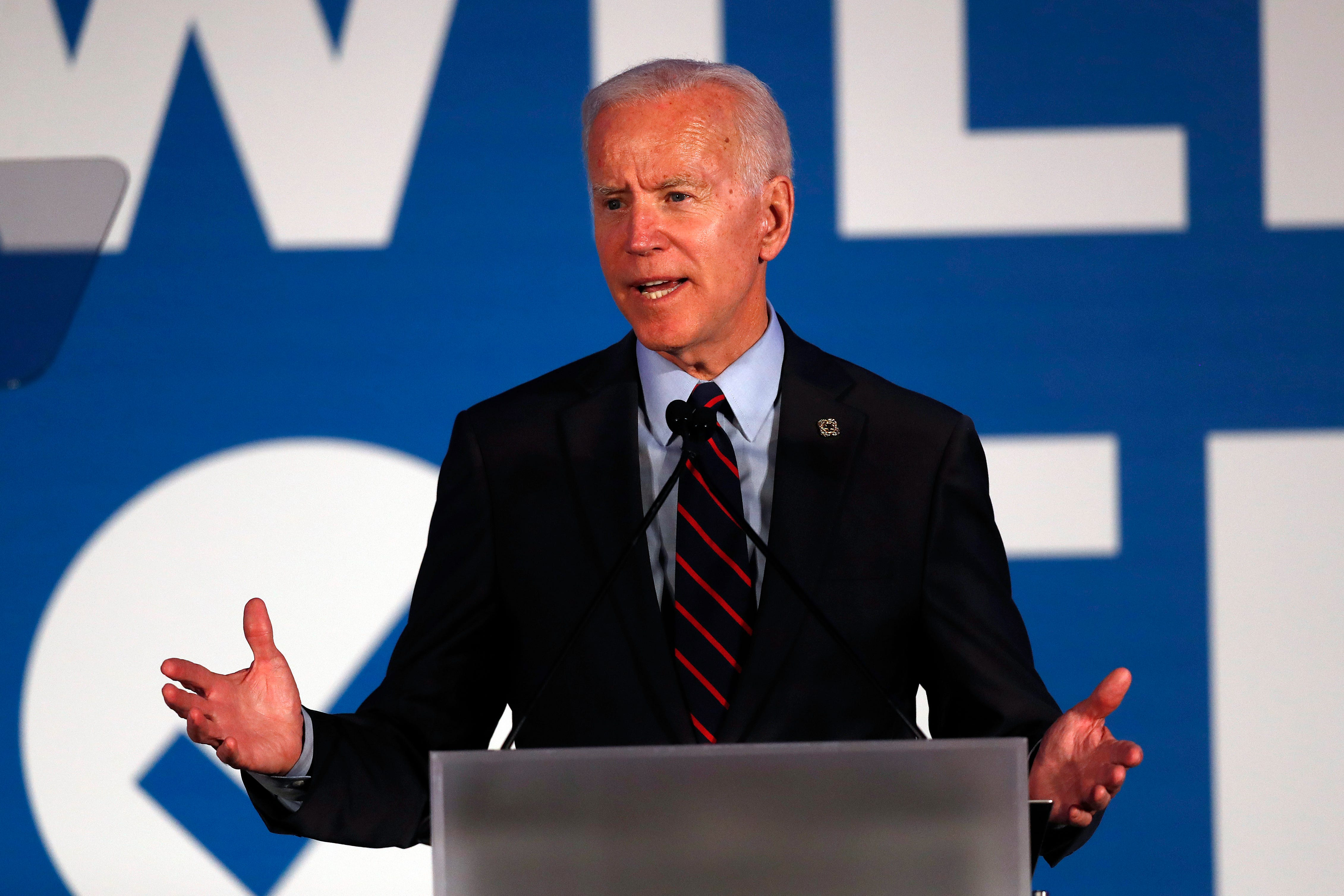 Joe Biden holds final interviews with VP candidates as he looks to announce pick next week