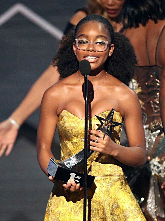 BET Awards: The winners list