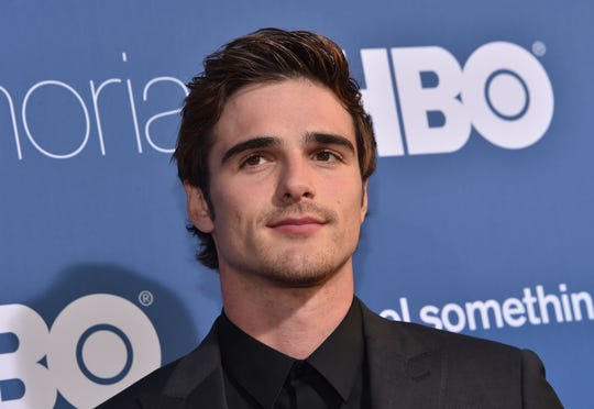 "Australian actor Jacob Elordi at the Los Angeles premiere of HBO's ""Euphoria"" earlier this month."