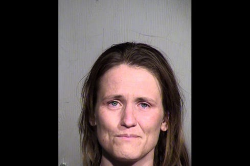 Stacy Lee Rupp was arrested on suspicion of leaving her 9-year-old at McDonald's so she could go to a casino.