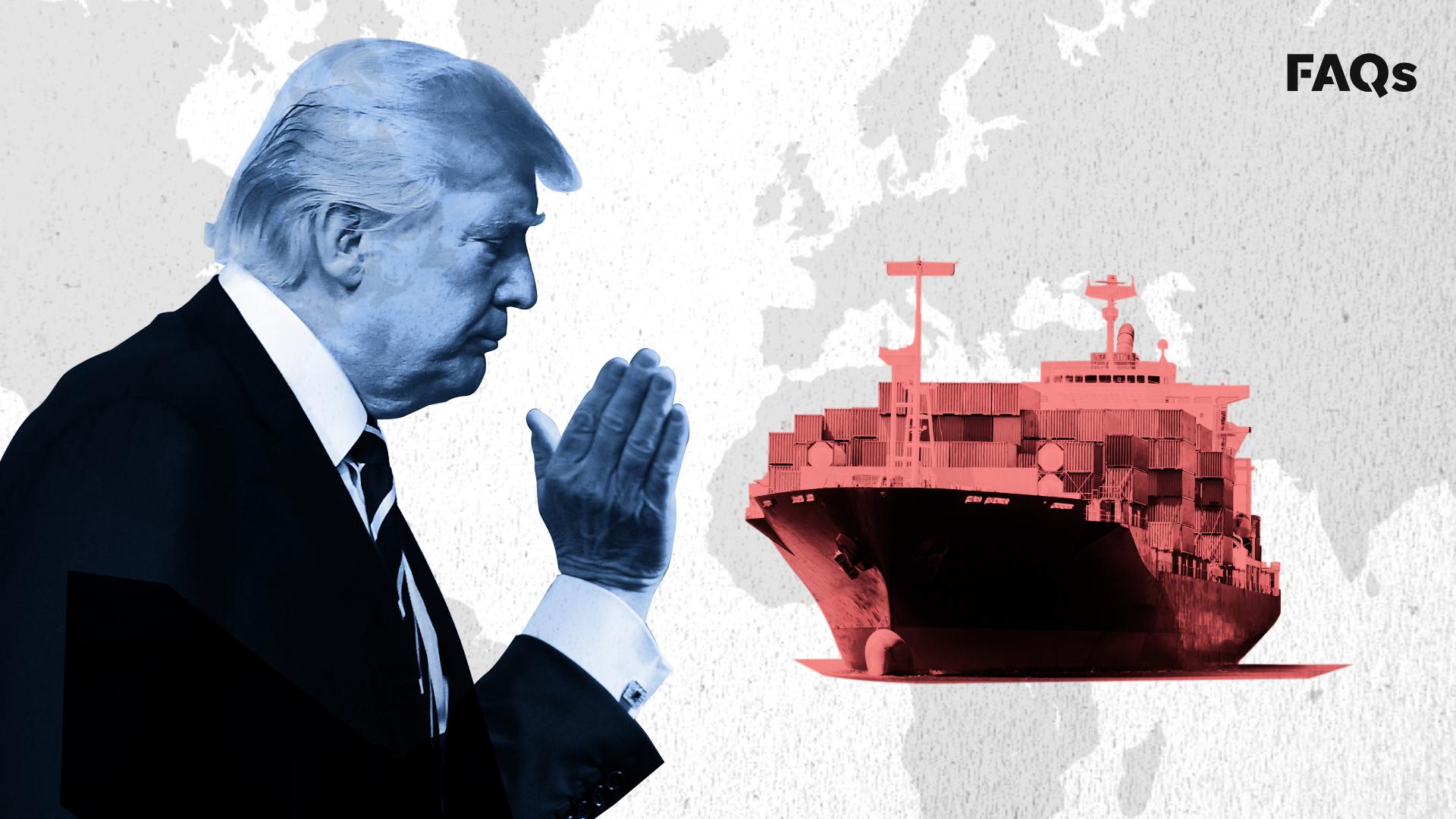 How Trump's tariffs, trade wars affect the U S