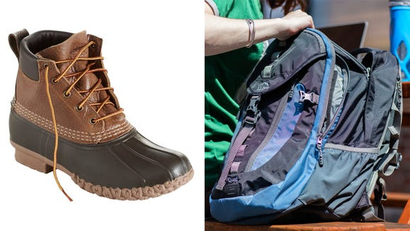 Save big on Bean Boots and backpacks at this summer sale.