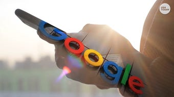 If you want to use certain Google features, you'll get a notification urging you to turn the feature on.