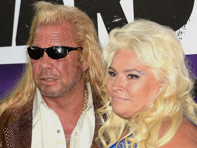 ''Dog the Bounty Hunter' star Beth Chapman dies after cancer battle