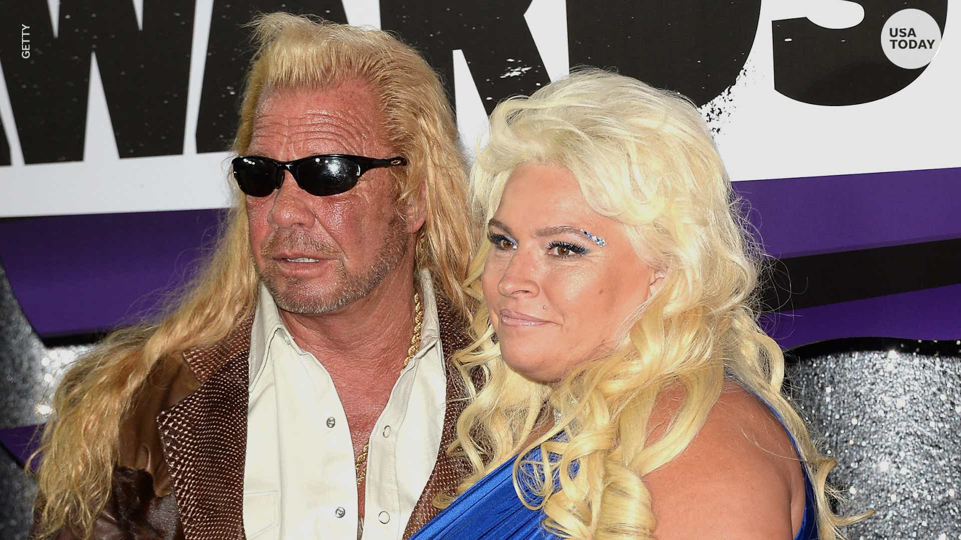 Beth Chapman Dog The Bounty Hunter Husband Duane S Hospital Update