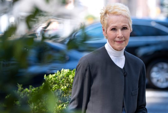 E. Jean Carroll: Carroll, a New York-based advice columnist, claims Donald Trump sexually assaulted her in a dressing room at a Manhattan department store in the mid-1990s. Trump denies knowing Carroll.