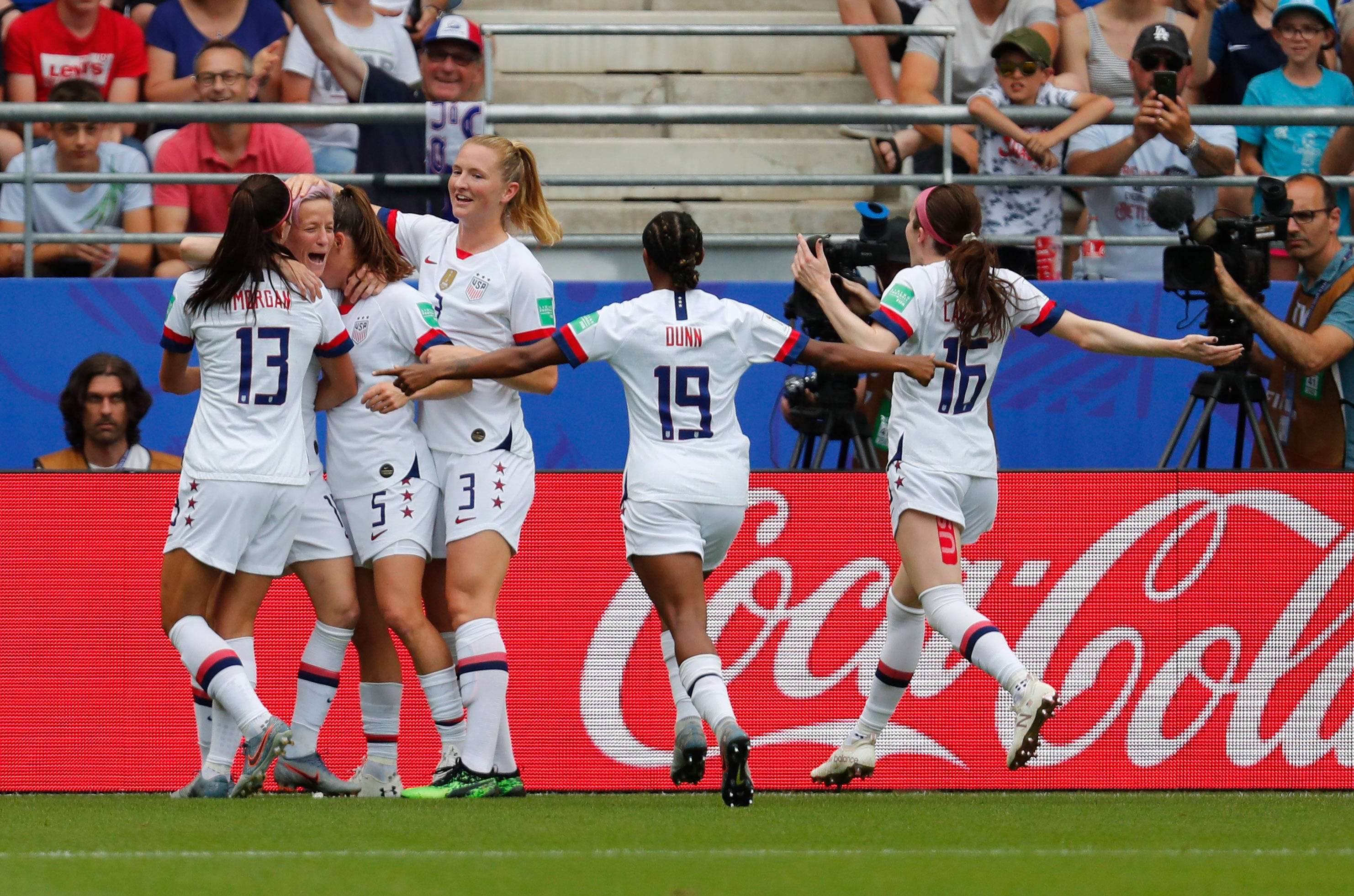 Womens world cup live blog