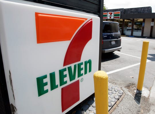 A file photo of 7-Eleven taken July 1, 2008.