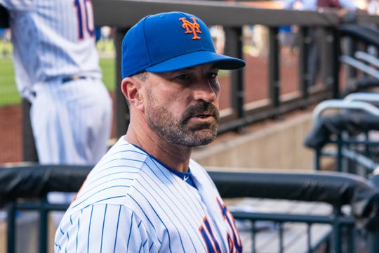 Opinion: Mets should fire manager Mickey Callaway after latest clubhouse embarrassment