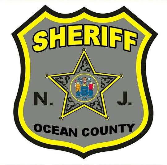 The emblem of the Ocean County Sheriff's Office.
