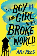 """The Boy and Girl Who Broke the World"""