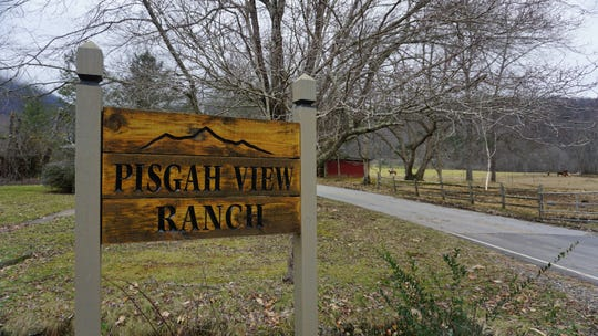 The Pisgah View Ranch in Candler has been owned by the Cogburn Family for more than 200 years.