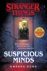 """Stranger Things: Suspicious Minds"""