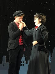 """Brevard Public Schools' Summer Fine Arts Theatre Workshop presents two Broadway-style musicals with students from across the county June 27-29, 2019. """"Mary Poppins"""" will be on stage at Merritt Island High School. For tickets, visit brevardsummer.seatyourself.biz."""