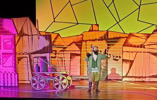 """Brevard Public Schools' Summer Fine Arts Theatre Workshop presents two Broadway-style musicals with students from across the county June 27-29, 2019. """"Fiddler on the Roof"""" will be on stage at Eau Gallie High School. For tickets, visit brevardsummersouth.seatyourself.biz."""